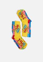 Happy Socks - Keith Haring socks box set