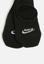 Nike - 3 Pack footie socks