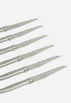 Laguiole by Jean Dubost - 6 piece steak knife set