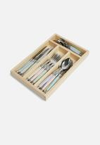 Laguiole by Jean Dubost - 24 piece cutlery set