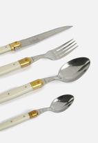 Laguiole by Jean Dubost - 24 piece Cutlery set