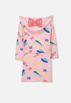 Cotton On - Kids girls hooded gown