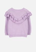Cotton On - Kids Celia frill jumper