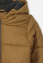 Cotton On - Kids Peyton puffer jacket