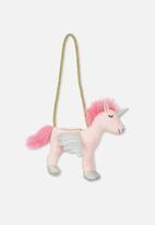 Cotton On - Kids plush animal bag