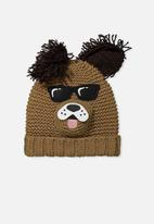 Cotton On - Kids luxe character beanie