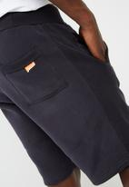 Superdry. - Orange label sweat shorts