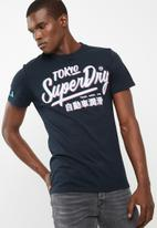 Superdry. - Ticket type tee