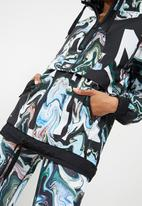 Nike - Marble print jacket