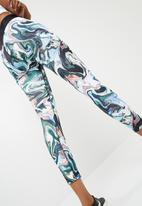 Nike - Legasee marble leggings