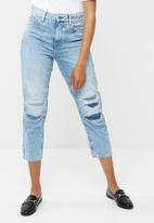 G-Star RAW - 3301 ultra high straight jeans