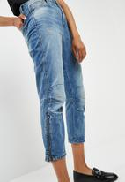 G-Star RAW - 5622 ultra high straight jeans