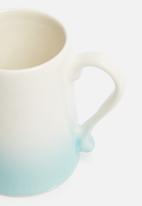 Urchin Art - Pastel pop milk jug & sugar bowl set