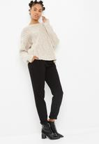 dailyfriday - Cabled vintage knit