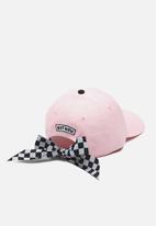 Vans - Vans x Lazy Oaf off the wall lazy cap