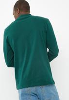 basicthread - Plain high neck tee