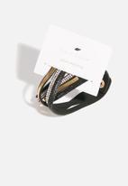 New Look - Rock wrap bracelet