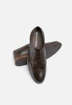 basicthread - Keowyn fabian leather brogue