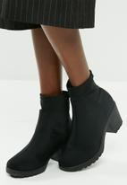 Missguided - Chunky outsole boot