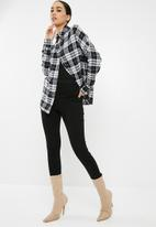 Missguided - Check shirt