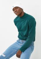 Converse - Tall cuff watchcap knit