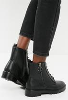ONLY - Bad lace up bootie