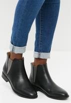 ONLY - Bobby metallic PU bootie