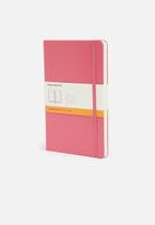 Moleskine - Classic ruled hard cover notebook A5