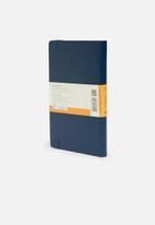Moleskine - Classic ruled hard cover notebook A5