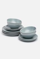 Mason Cash - Classic collection 12pce dinner set