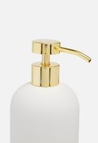 Linen House - Seaspray soap dispenser
