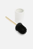 Linen House - Seaspray toilet brush