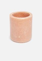 Linen House - Marble tumbler