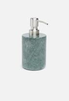 Linen House - Marble soap dispenser