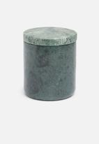Linen House - Marble canister