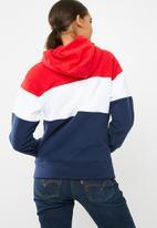 Levi's® - Colourblock sport hoodie