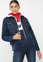 Levi's® - Original sherpa trucker jacket