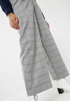 dailyfriday - D ring culotte pant