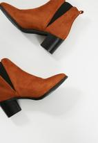 dailyfriday - Chelsea boot - tan