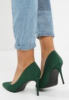 dailyfriday - Pointed stiletto heel - green