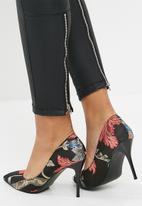 dailyfriday - Pointed toe stiletto heel - multi