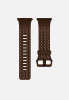 Fitbit - Fitbit ionic leather band