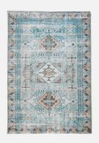 Sixth Floor - Cassius printed jacquard rug