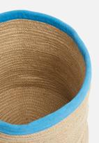 Sixth Floor - Breeze jute basket