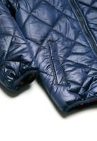 MINOTI - Kids reversible puffer jacket