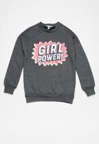 dailyfriday - Kids girl power sweat