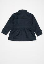 name it - Kids girls trench coat