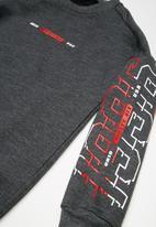 basicthread - Kids boys printed sweat