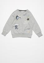 name it - Kids Alexander long sleeve sweater