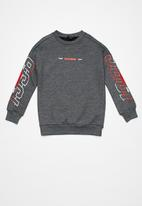 basicthread - Kids boys printed sweat